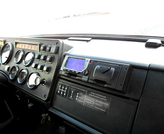 tachograph iveco