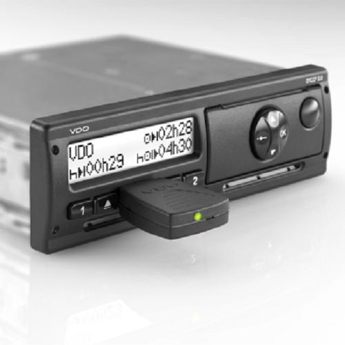 tachograph device VDO
